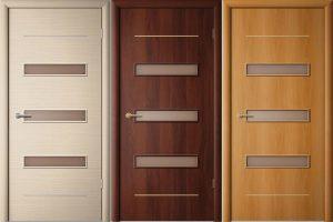 Межкомнатные ламинированные двери